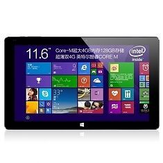 Cube I7 4G Intel Core-M Dual Core 2.0GHz 11.6 Inch Window 8.1 Tablet