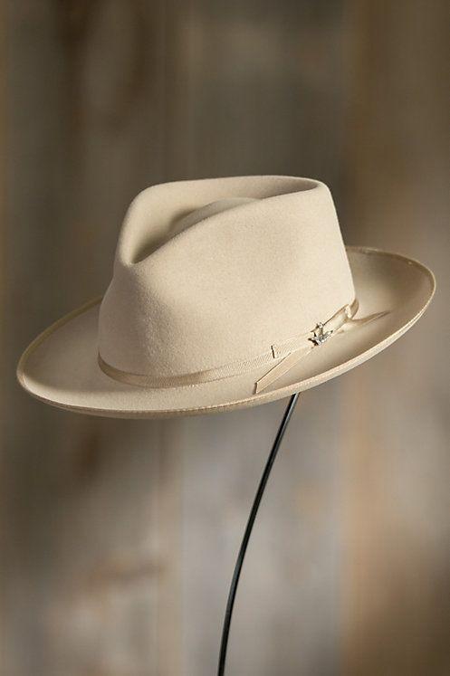 575651f90cae8 Stetson Stratoliner Fur Felt Hat found at Kemosabe.com