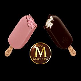 Magnum - Nouvelles glaces Magnum : Serez-vous Pink ou Black ? - Ma ...