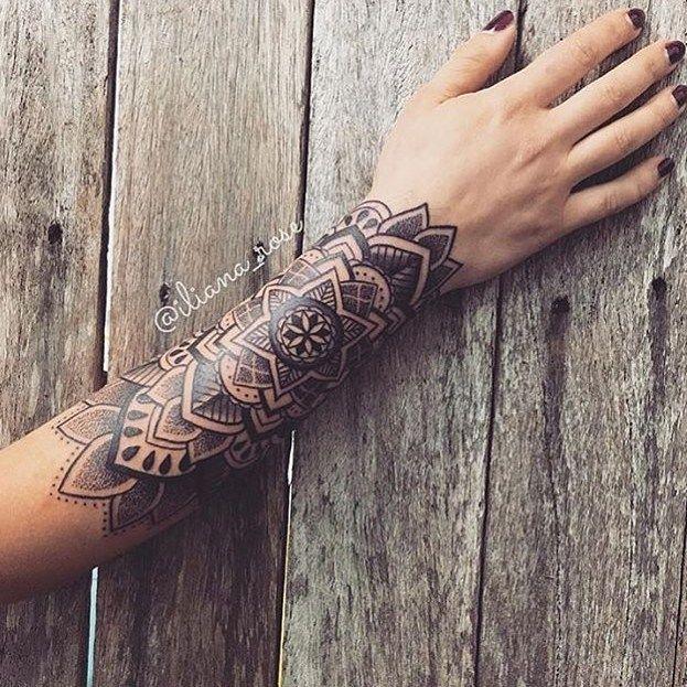 Iliana Rose Cuff Tattoo Sleeve Tattoos For Women Sleeve Tattoos