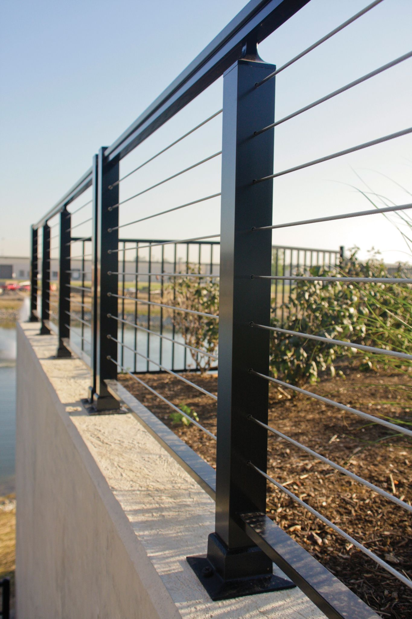 Best Cable Railing Overlooking A View Of The Water With Images 400 x 300