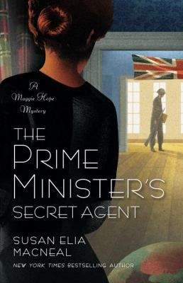England fiction historical fiction Maggie Hope mystery spy stories suspense fiction WWII