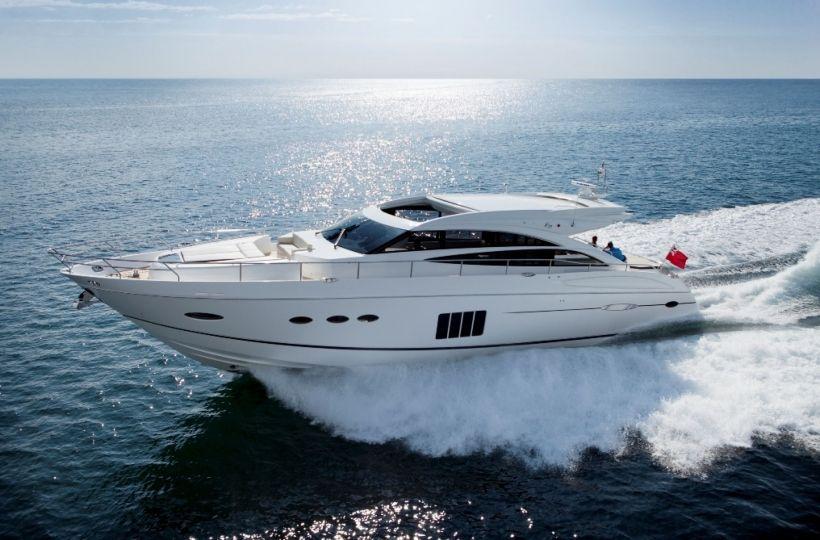 Princess V72 - Princess Motor Yacht Sales | enbarcaciones