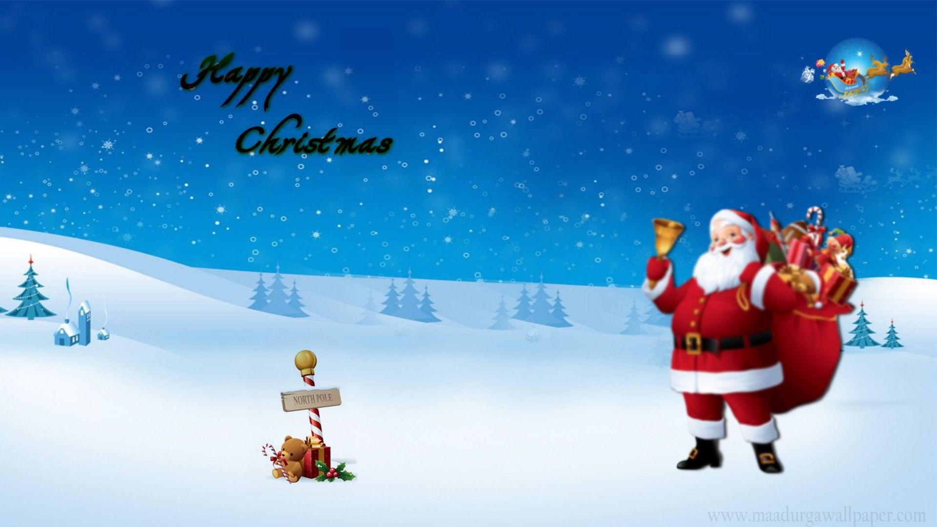 Santa Claus image & hd wallpaper download free