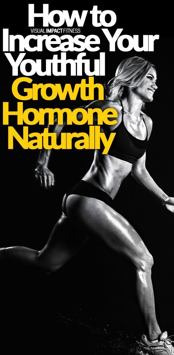 Here is how to increase your growth hormone levels with proper diet and exercise. This leads to quic...