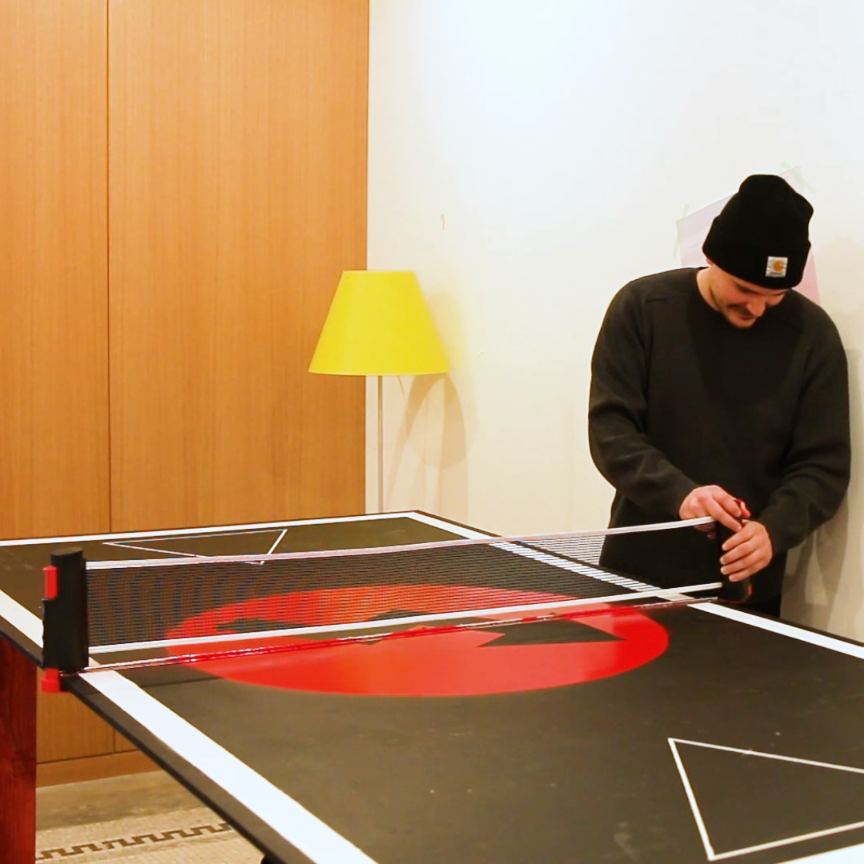 Build Your Own Portable Beer Pong Table Diy Table