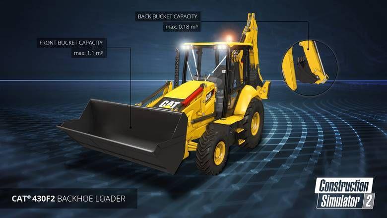 CAT_430F2_BackhoeLoader_01_8e434b576ejpg (780×439) Construction - simulation construction maison gratuit