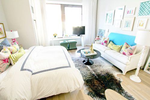 Interior Designer Jana Bek 39 S Manhattan Studio Apartment In