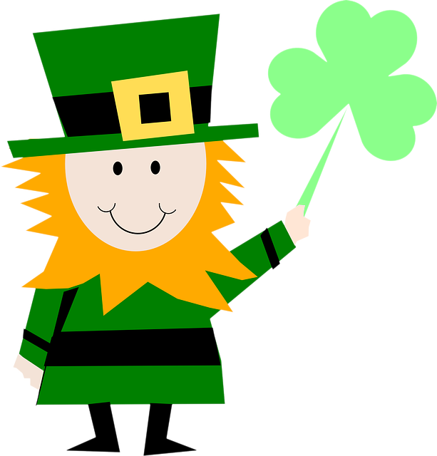 5 st patrick s day traditions to start with your kids news rh pinterest com St Patrick's Day Clip Art St. Patrick's Day Border