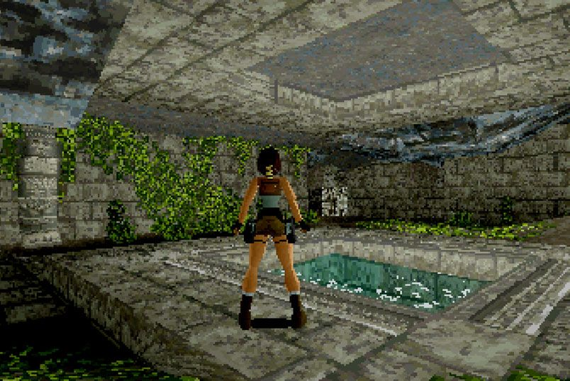 tomb raider 1 ps1 levels