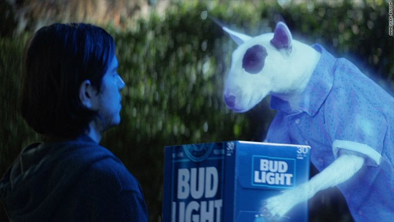 Bud Light Superbowl Commercial Spuds Mackenzie Is Coming Back For Bud Light Super Bowl Ad  Supreme