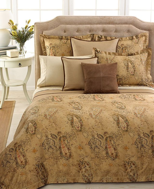 Ralph Lauren Bedding Verdonnet Collection Home Decor Bedroom
