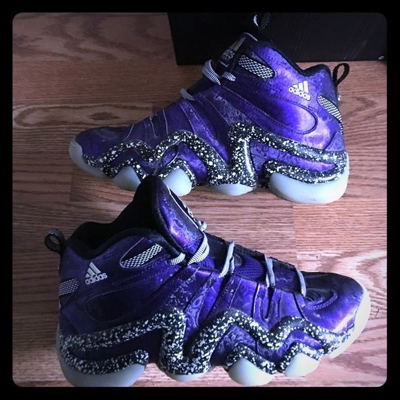 cf2991491706 Adidas crazy 8 nightmare before Christmas Worn 3x still smell new Adidas  Shoes