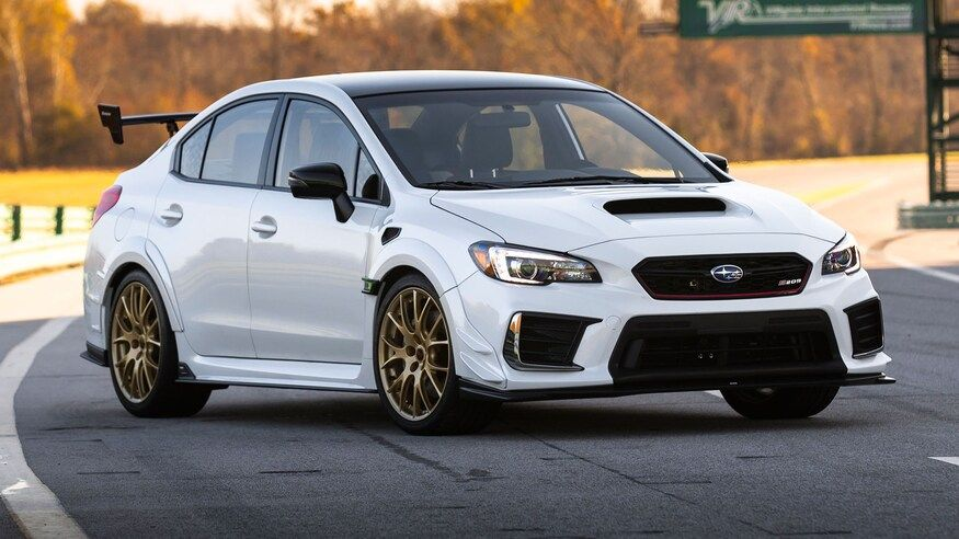 Where The 341 Hp 2019 Subaru Wrx Sti S209 S Power Torque Boost Comes From Subaru Wrx Sti Wrx Wrx Sti