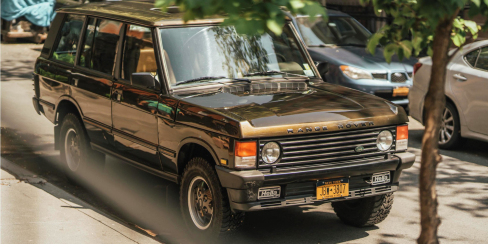 17++ 1993 range rover for sale background