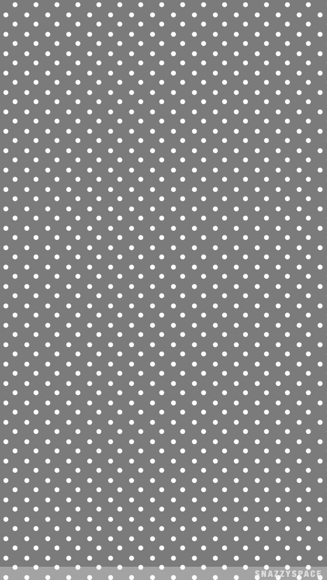 7b7b7b Grey Polka Dots Png 640 1 136 Pixels Dots Wallpaper Grey Dot Wallpaper Polka Dot Paper