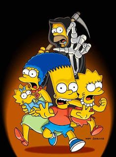 The Simpsons. Halloween. Treehouse of Horror | Simpsons ...