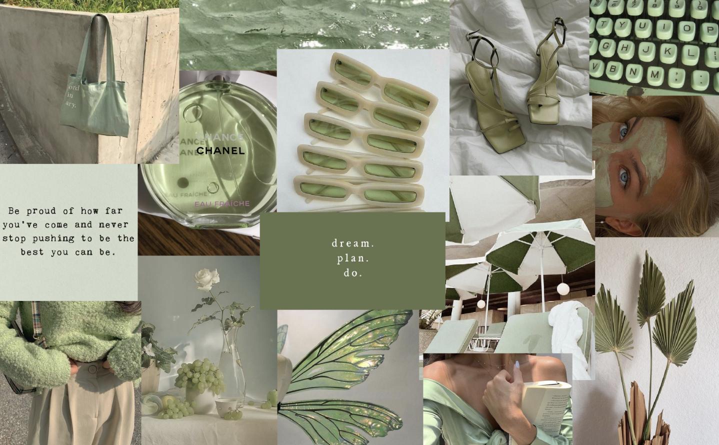 sage green by vaalerialeandra