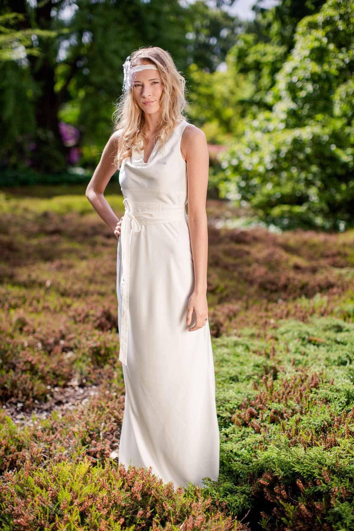 Schlichte Brautkleider - elementar Brautmode Wir stehen für