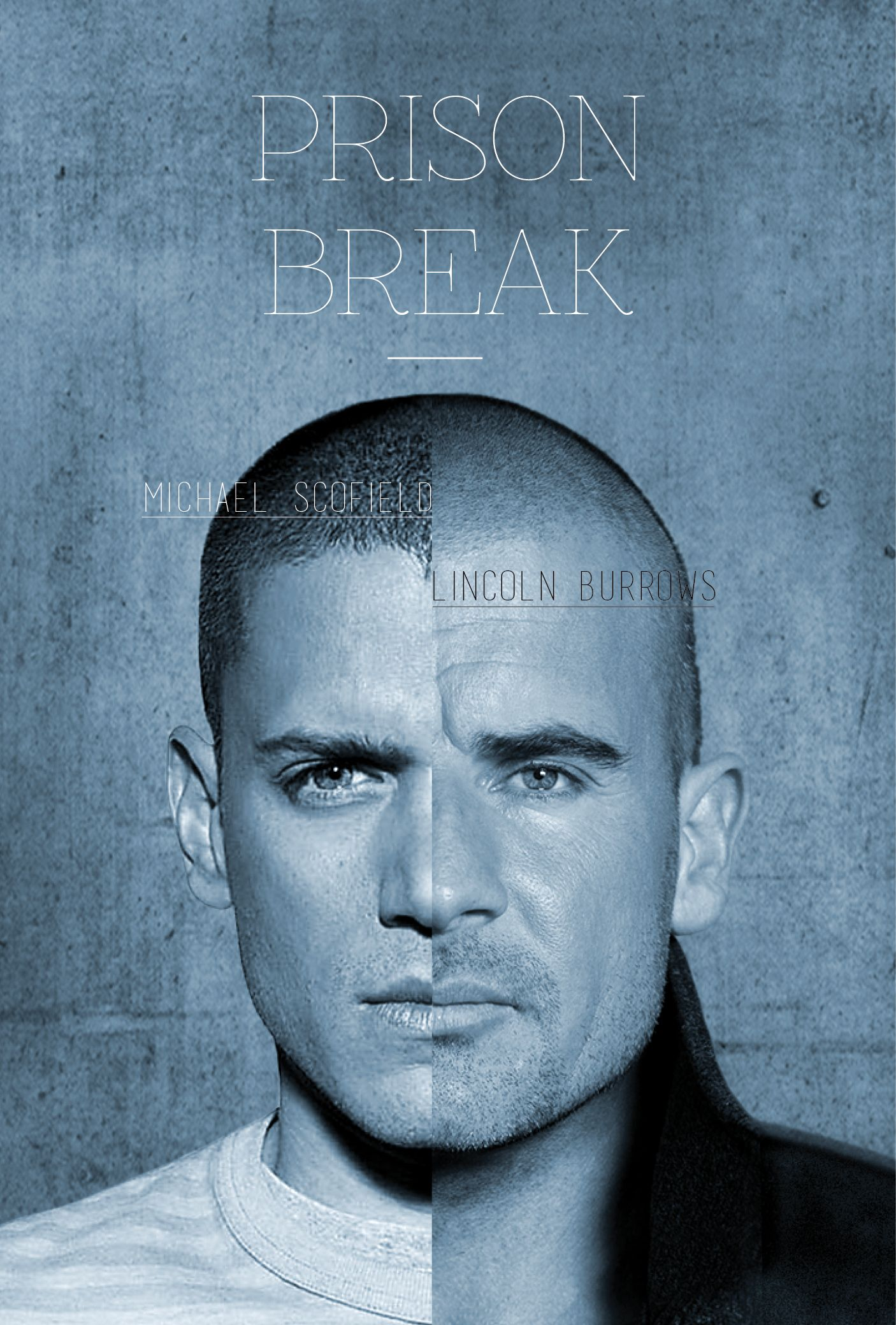 Prison Break - Michael Scofield e Lincoln Burrows | Prison break ...