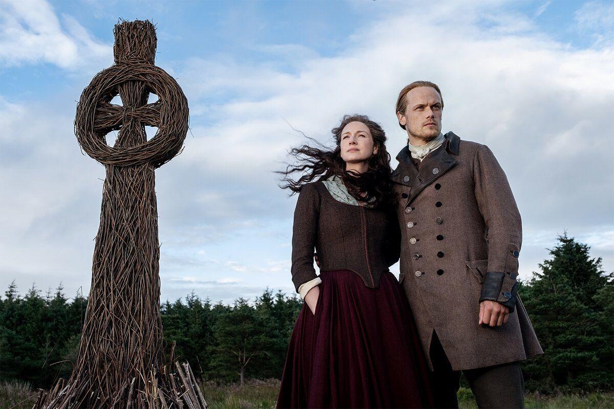 Outlander Season 5 Episode 1 Recap The Fiery Cross in