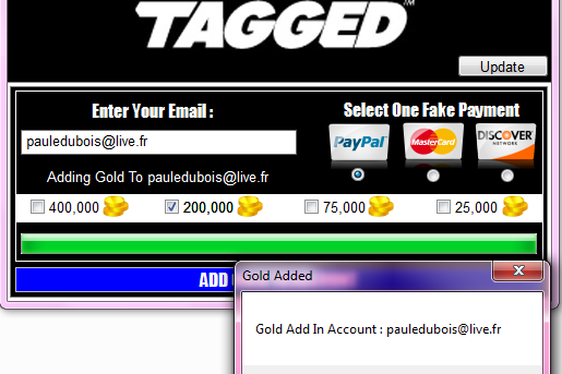 Tagged Gold Hack Cheat 2016 tool download. With updated