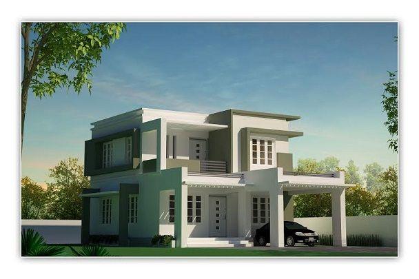 Modern Model Houses Designs Cool House Designs Model House Plan