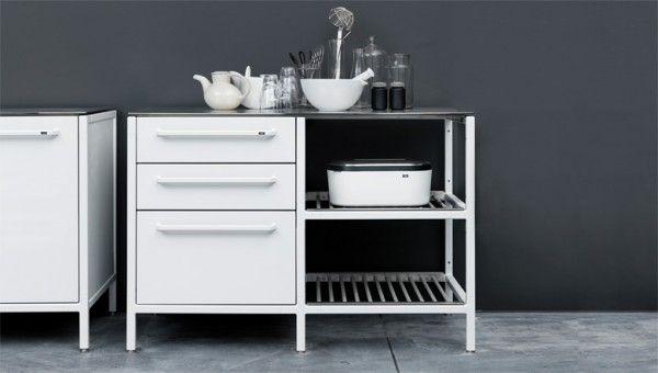Keuken Van Vipp : Vipp keuken keukens kitchen gespot door wonenonline