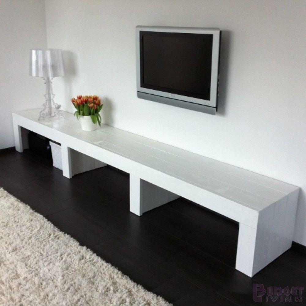Tv meubel frank woonkamersituatie3 1 for Budget meubels