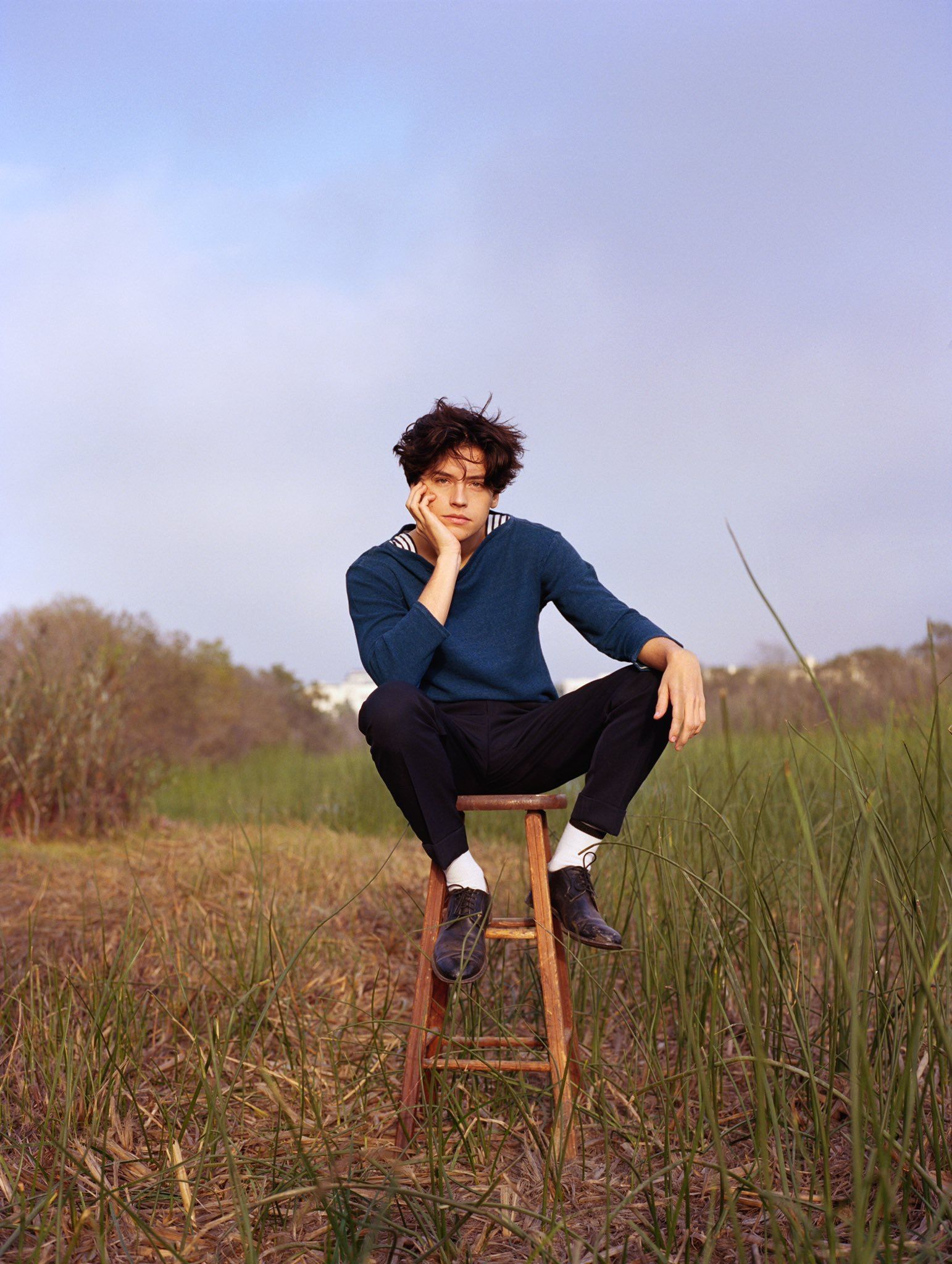 This remarkable cole sprouse naken bild