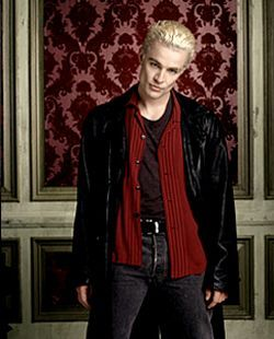Spike Off Of Buffy The Vampire Slayer Angel