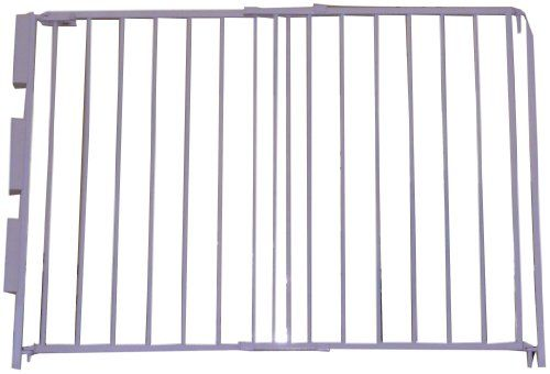 Regalo Extra Tall Top Of Stairs Gate, With Mounting Kit, White The Regalo  Top Of Stair Gate Offers A Universal Installation Kit That Fits Of Stairway