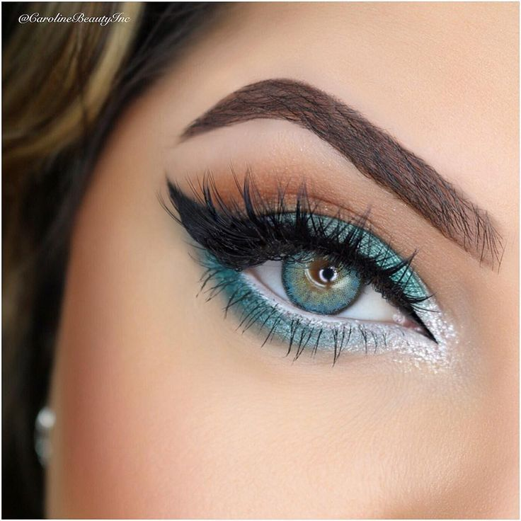 GORGEOUS!! Really PERFECT to bring out her Eye color! | MAKEUP ...
