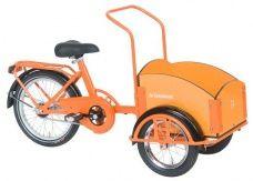 Kinderbakfiets - Kinderbakfiets - vanaf € 495,- - De Fietsfabriek - Voor jouw unieke fiets!