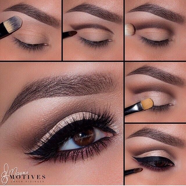 10 Makeup Looks You Need To Try……….……. Leave A Like😘😘👍👍