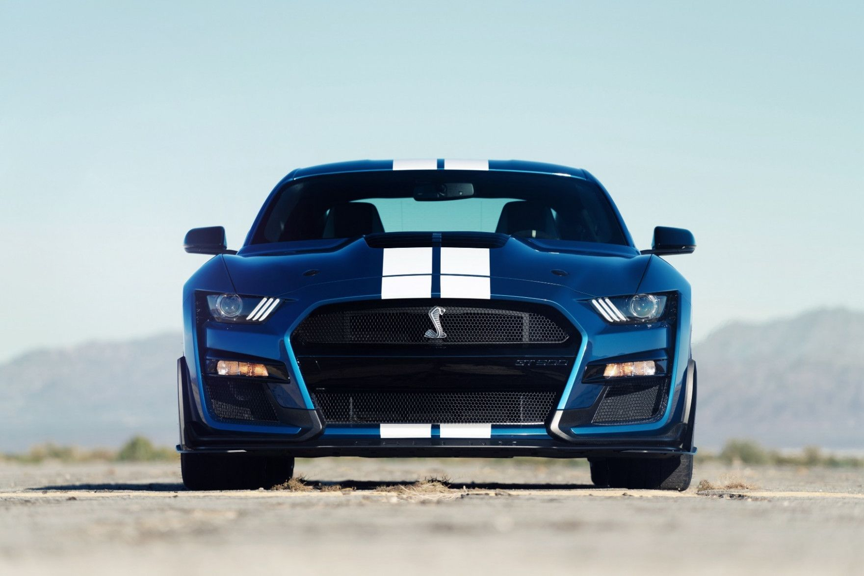 2020 Ford Shelby Gt500 Barrett Jackson New Review Di 2020