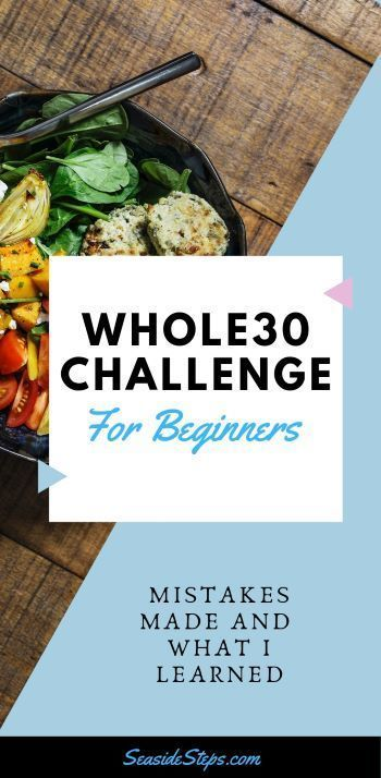 Whole30 Challenge for Beginners
