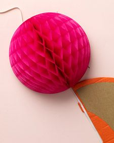 How To Make Paper Balls For Decoration How To Make Paper Honey Comb Balls  Creativety  Pinterest