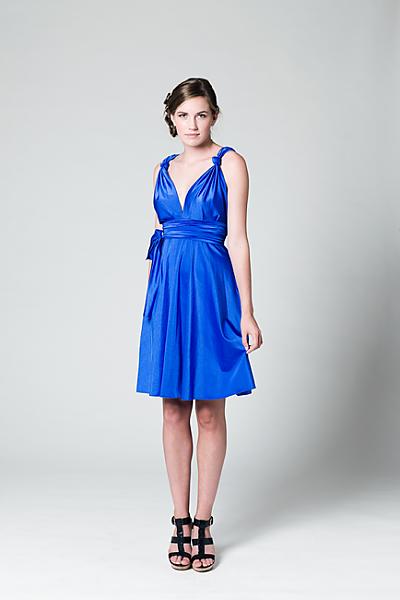 CLASSIC CONVERTIBLE DRESS - Muse Boutique