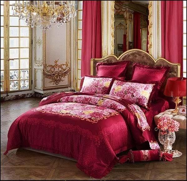 Dromen van een hemelse slaapkamer: 8 keer barok https://www ...