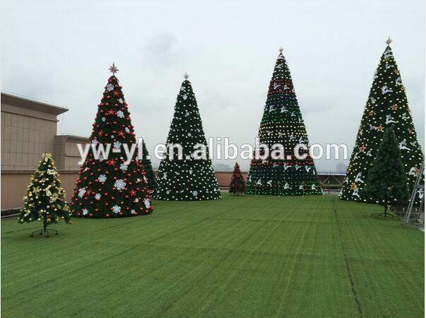 20 Ft Christmas Tree.20ft 30ft 40ft 50ft Giant Outdoor Lighting Christmas Tree