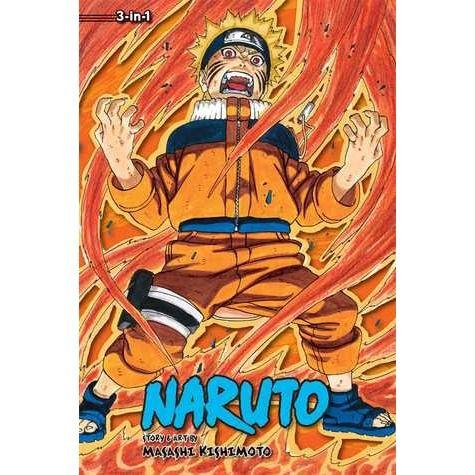 Naruto (Vol. 25-26-27) -Masashi Kishimoto