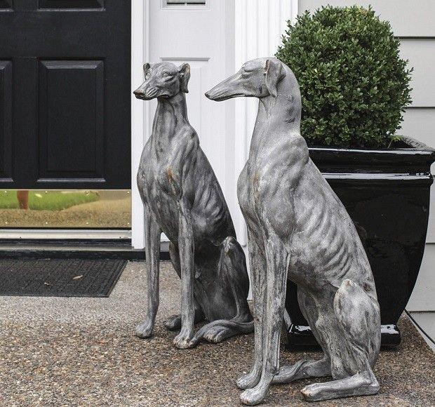 Dog Statues Greyhound Statues Dog Statue Dog Sculpture