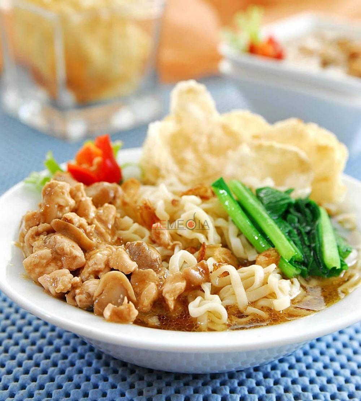 Cara Membuat Mie Ayam Instagram Di 2020 Resep Masakan Cina Makanan Dan Minuman Mie