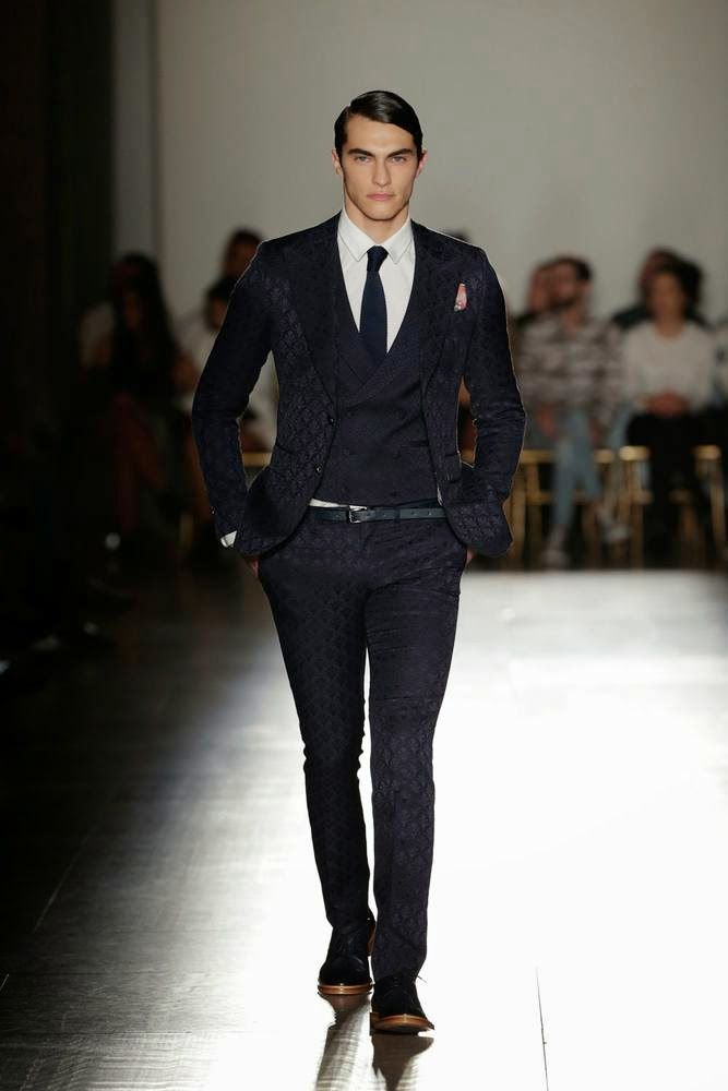 Miguel Vieira Fall Winter 2015 Otoño Invierno #Tendencias #Trends #Menswear #Moda Hombre Lisboa Fashion Week