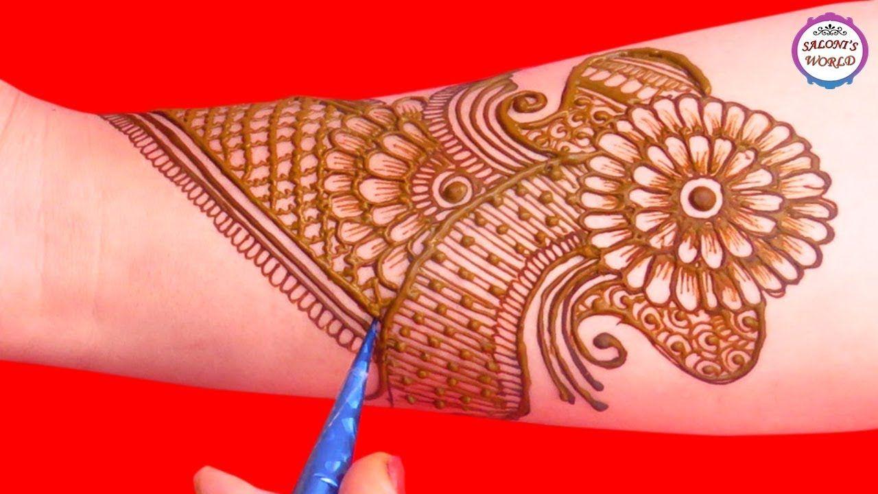 Stylish Full Hand Arabic Henna Designs Henna Tattoo Mehndi Designs T Desain Henna Mehndi Designs Henna Tangan
