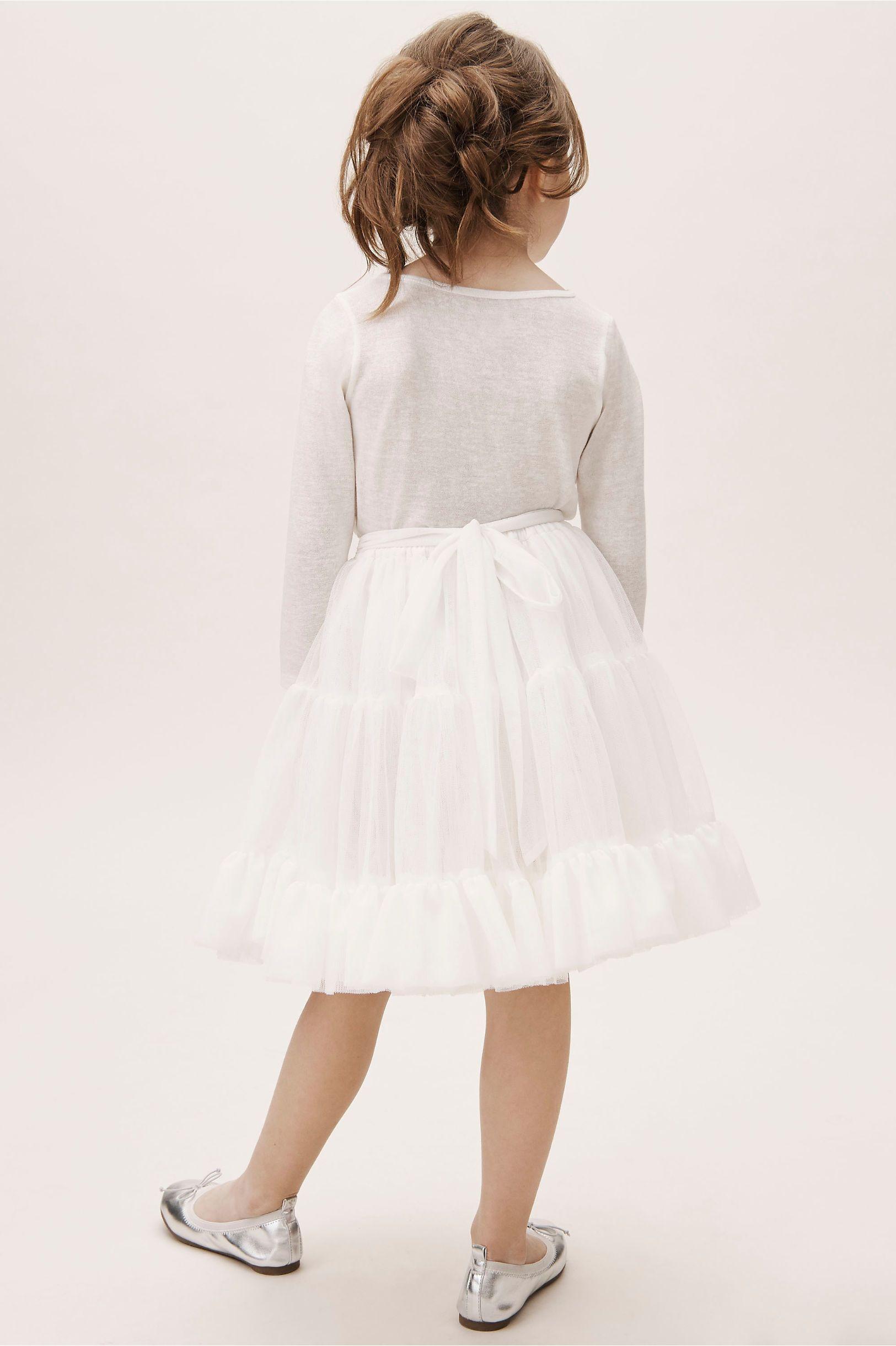 Luna Noa Skirt In Ivory by Luna Luna – Ivory – Size: 8