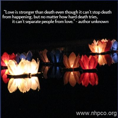 Heartfelt words for tough times