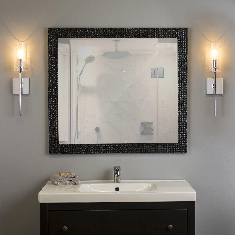 tropical bathroom lighting. Effimero One-Light Wall Vanity Corridor Sconce Lamp, Brushed Nickel With Clear Glass Cylinder Tropical Bathroom Lighting F