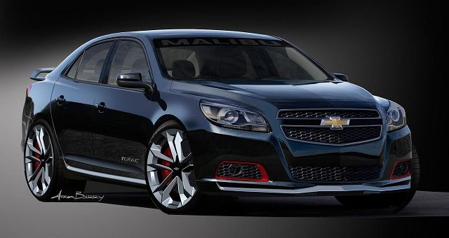 2015 Chevy Malibu Review, Release Date and Price   Chevrolet ...